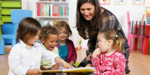 September funded childcare
