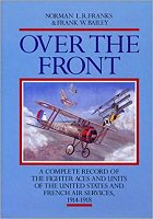 Front cover of Over the Front