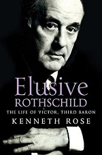 Front cover of Elusive Rothschild: The Life of Victor