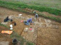 Fetcham excavation