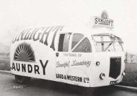 Dennis van for Sunlight Laundry, c.1935.  SHC ref 1463/GN/4/2/P5029