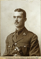 Lieutenant Arthur Ernest Spooner MC, 8th Battalion, The Queen's