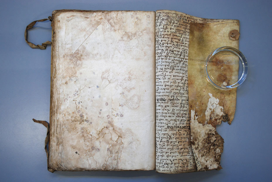 european research center for book and paper conservation