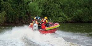 July Open Water Safety