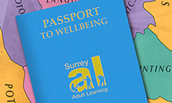 Passport to Wellbeing courses