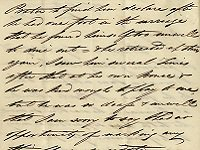 Second part of the letter from Thomas Broadwood to Vincent Novello, 1829