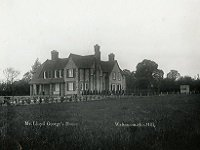 *	David Lloyd George's house at Walton-on-the-Hill, nd [early 20th century] (SHC ref 7575/4/19)