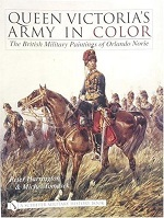 Front cover of Queen's Victoria 's Army in Color