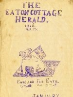 Eaton Cottage Herald cover 1916 (SHC ref 9497/1/2)