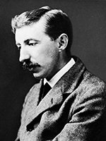 Photograph of E M Forster nd