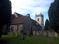 All Saints church Headley, Hants