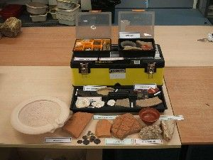 Roman loan box