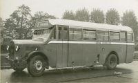 Dennis single decker bus for Durban Corporation, c.1934. SHC ref 1463/PHTALB/2/4/P5659