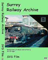 Surrey Railway Archive DVD