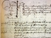 Extract of Manor of Pyrford court roll 1654-1675 G97/4/2