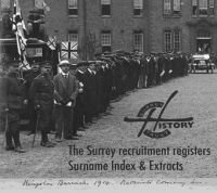 Surrey recruitment registers CDROM