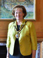 Chairman Sally Marks