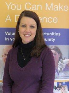 Jeanette, volunteer for Whiteley Village