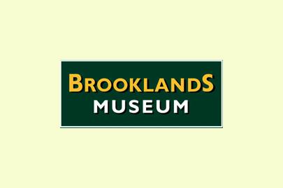 Logo for Brooklands Museum