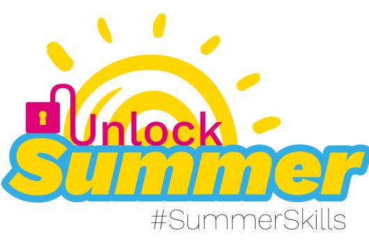 Unlock Summer logo