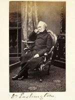 Photograph of Dr Stephen Lushington of Ockham Park c.1870 8865_1