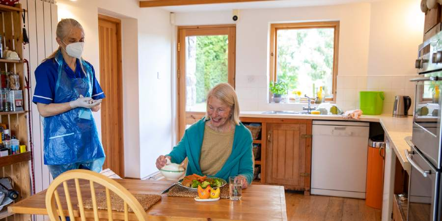 Home Care in Surrey