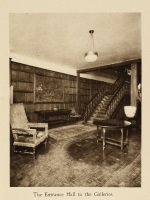 Williamson - Old English Furniture Gallery entrance hall, nd (SHC ref 658.87p)