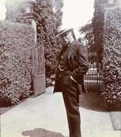 Sir Hubert Parry, the composer, c.1902