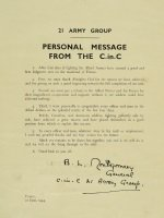Montgomery message to the troops 10 Jun 1944