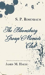 Front cover of The Bloomsbury Group Memoir Club