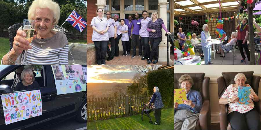 Celebrating Surrey Care Week, with stories from care homes and centres around Surrey