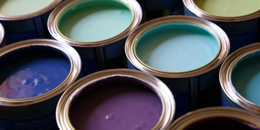 You can now recycle your paint
