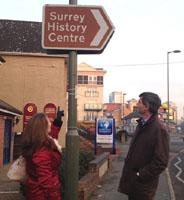 Seeking Surrey Ancestors
