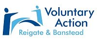 Voluntary Action Reigate & Banstead logo