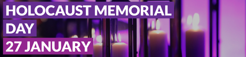 Holocaust Memorial Day 27 January