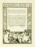 Helena Auerbach album - Blindley Heath WI