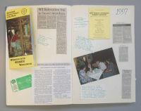 Heritage scrapbook