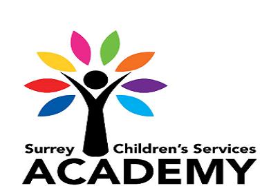 Surrey Children's Services Academy (SCSA) logo