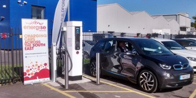 Rapid charger at Vines Guildford