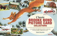 Front cover of Brooke Bond: The Classic Tea Card Collection