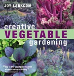 Front cover of Creative Vegetable Gardening
