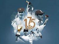 Surrey County Cricket Club 175 year anniversary image