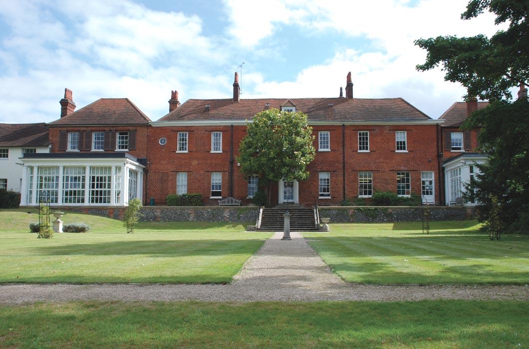 The Mansion, Leatherhead Register Office