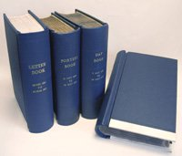 A group of conserved volumes