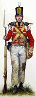 Drawing of Napoleon Bonaparte