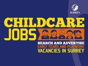 Childcare jobs advert