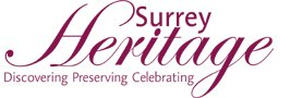 Logo for Surrey Heritage