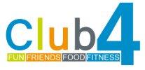 Club 4: Fun, friends, food, and fitness