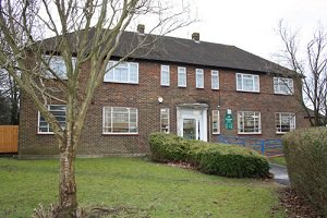 Warlingham Library