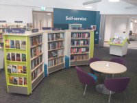 Merstham Library